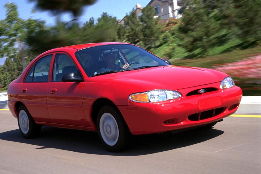 2000 Ford Escort Photo 4 of 7