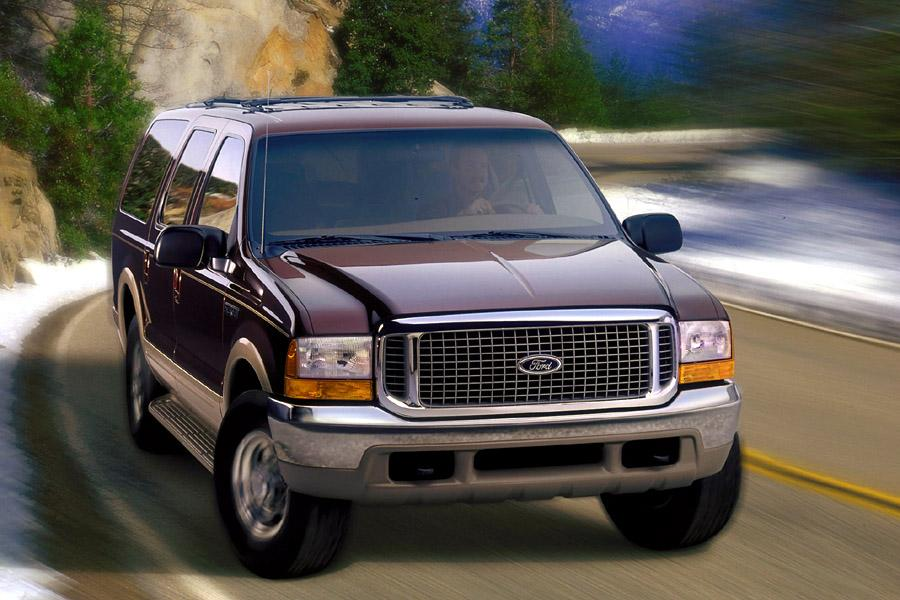 2000 Ford Excursion Photo 2 of 5