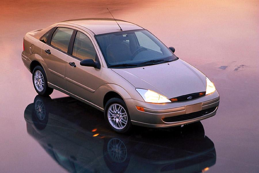 2000 Ford Focus Photo 3 of 22