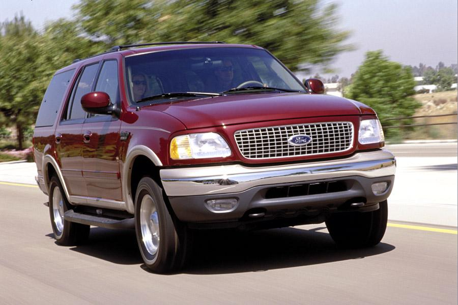2000 Ford Expedition Photo 1 of 5