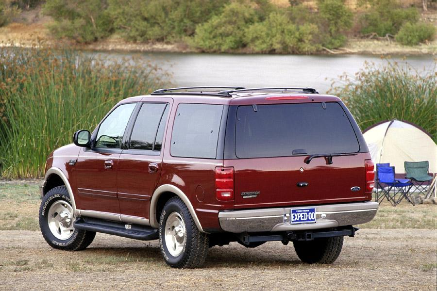 2000 Ford Expedition Photo 2 of 5
