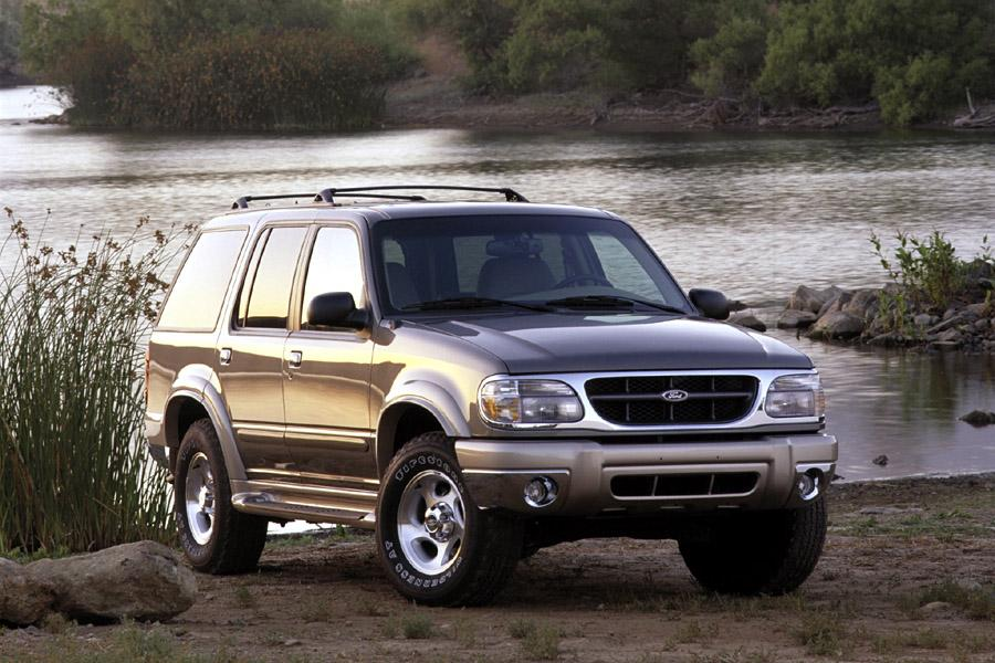 2013 Ford Explorer Sport For Sale >> 2000 Ford Explorer Reviews, Specs and Prices | Cars.com