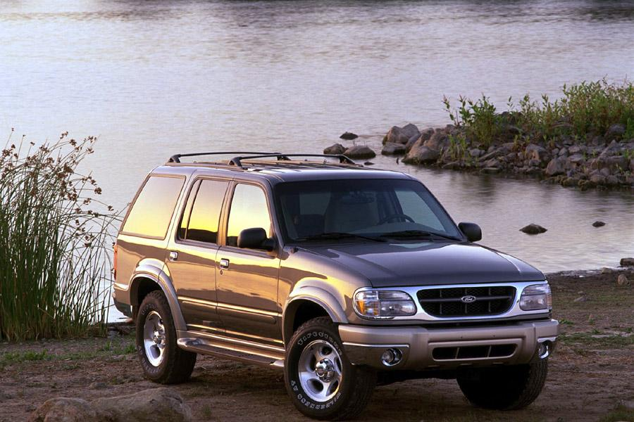 2000 Ford Explorer Photo 5 of 7