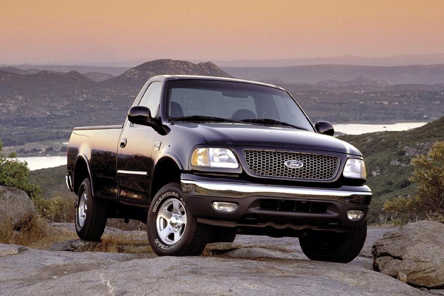 2000 Ford F-150 Photo 4 of 5