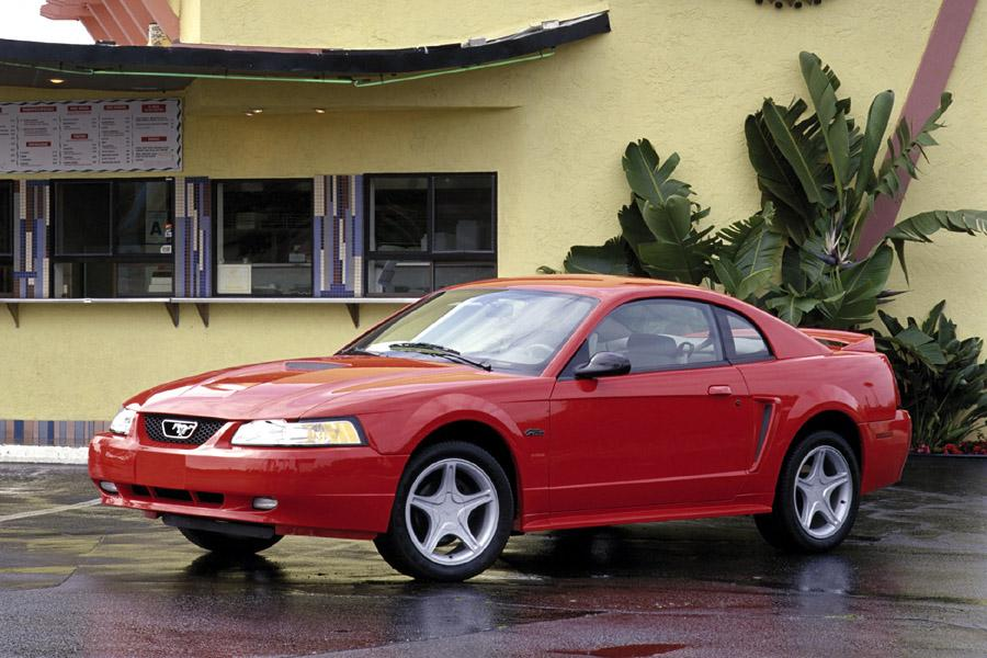 2000 Ford Mustang Photo 6 of 20