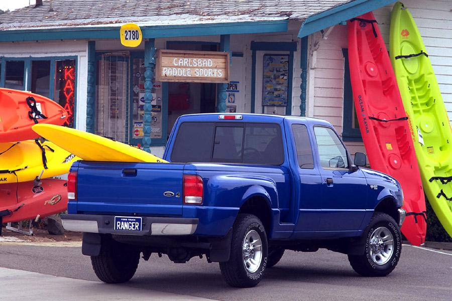 2000 Ford Ranger Photo 2 of 4