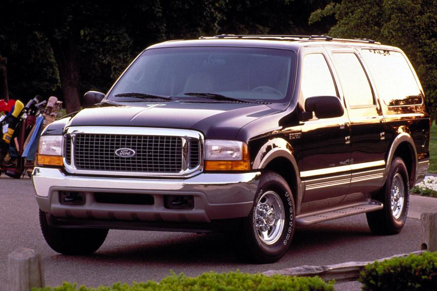 2000 Ford Excursion Photo 3 of 5