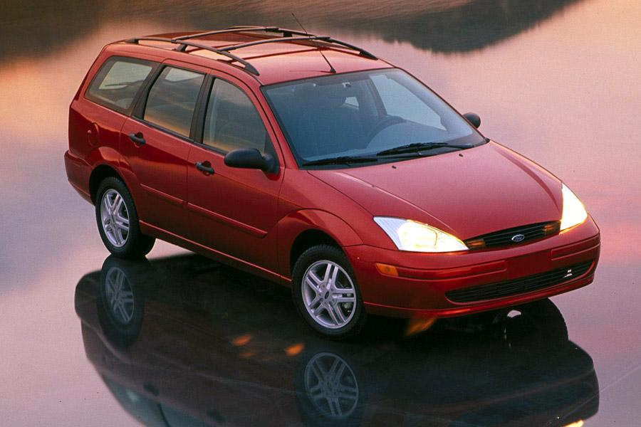 2000 Ford Focus Photo 1 of 22