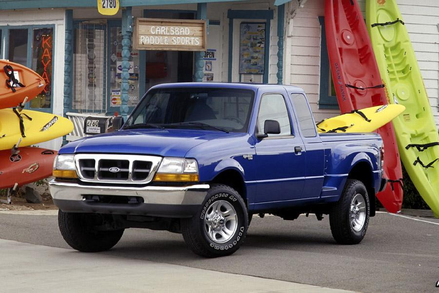 2000 Ford Ranger Photo 1 of 4