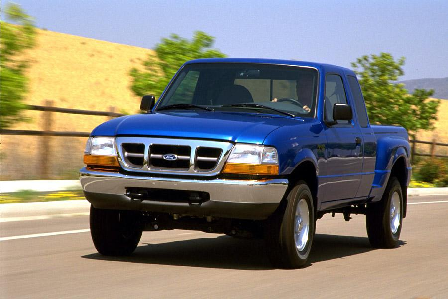 2000 Ford Ranger Photo 3 of 4