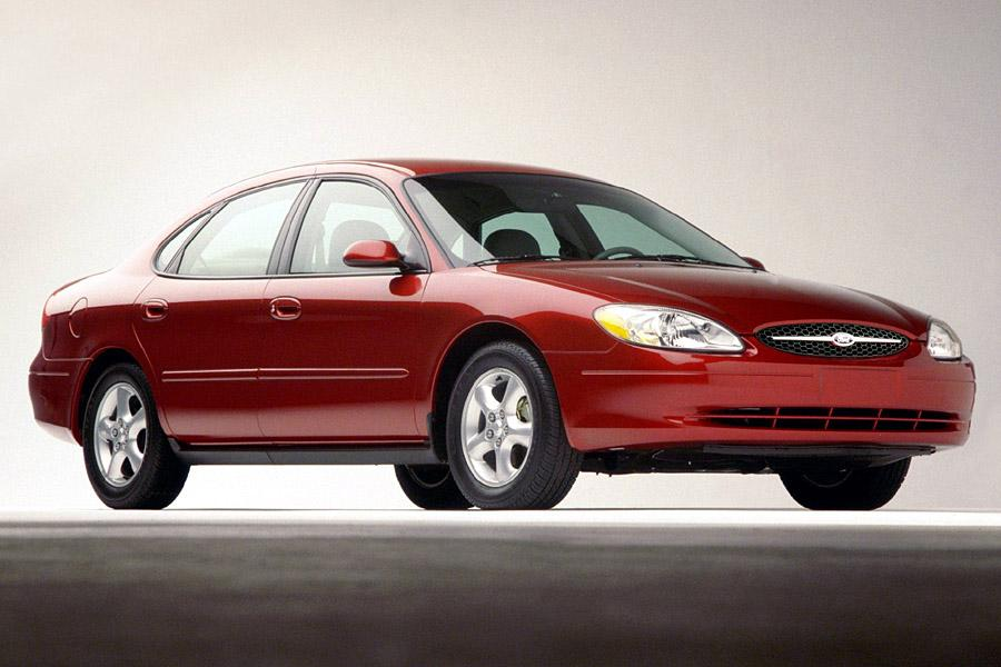 2000 Ford Taurus Photo 3 of 7