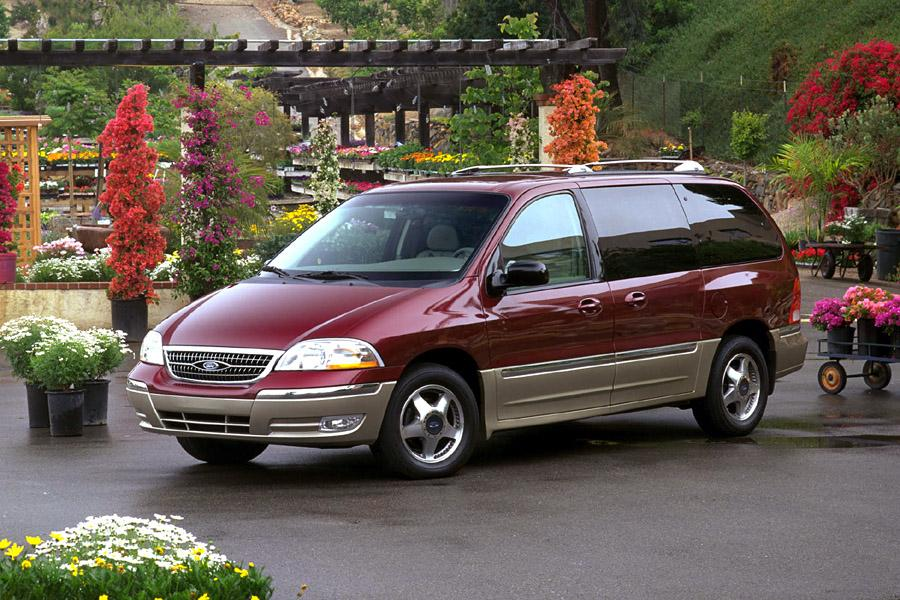 2000 Ford Windstar Photo 1 of 4