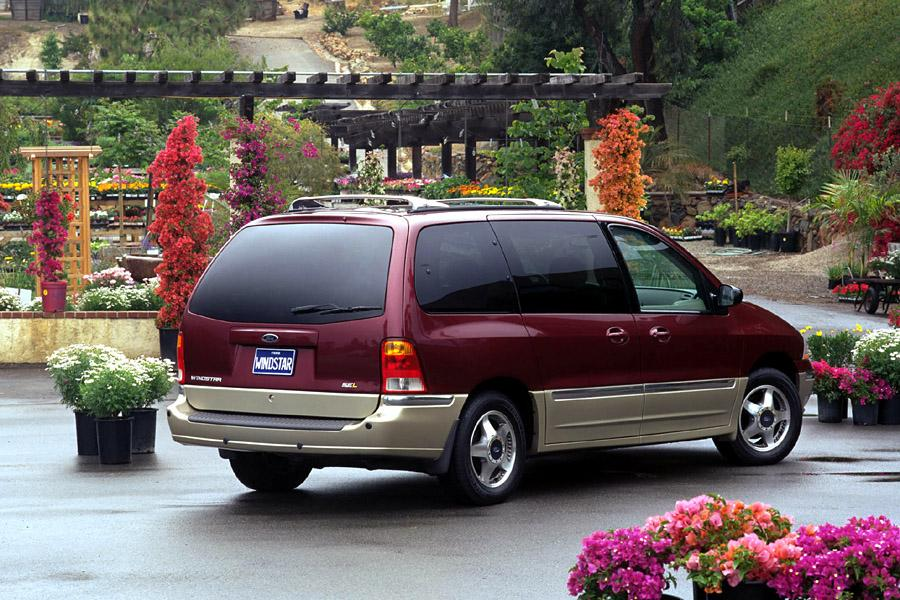 2000 Ford Windstar Photo 2 of 4
