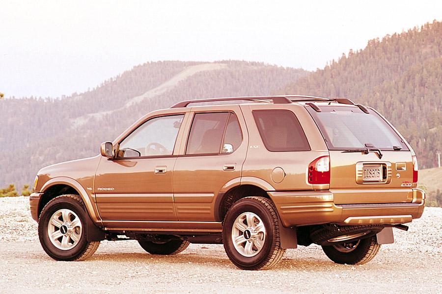 Honda Lafayette La >> 2000 Isuzu Rodeo Reviews, Specs and Prices | Cars.com
