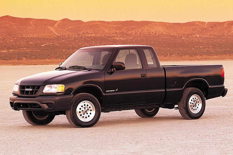 2000 Isuzu Hombre Photo 1 of 6