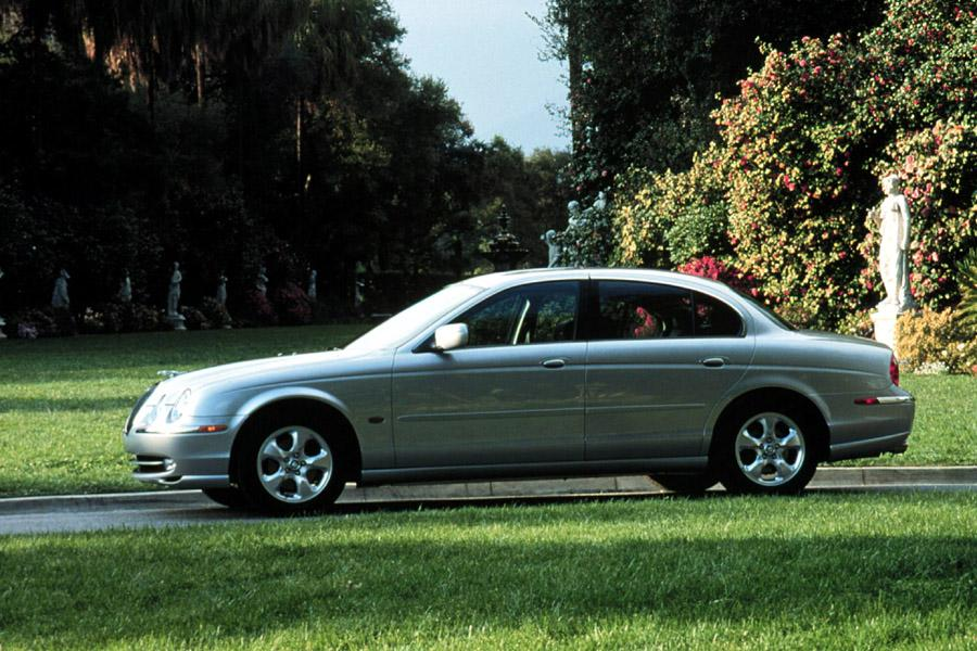 2000 jaguar s type overview. Black Bedroom Furniture Sets. Home Design Ideas