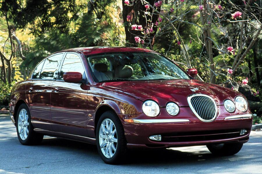 2000 Jaguar S-Type Photo 1 of 7