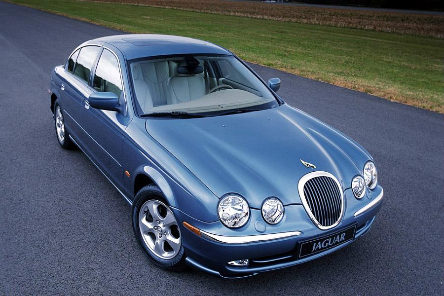 2000 Jaguar S-Type Photo 3 of 7