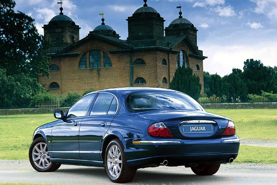 2000 Jaguar S-Type Photo 2 of 7