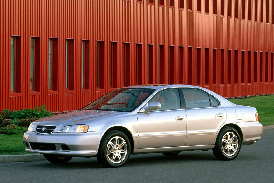 2001 Acura TL Photo 5 of 8