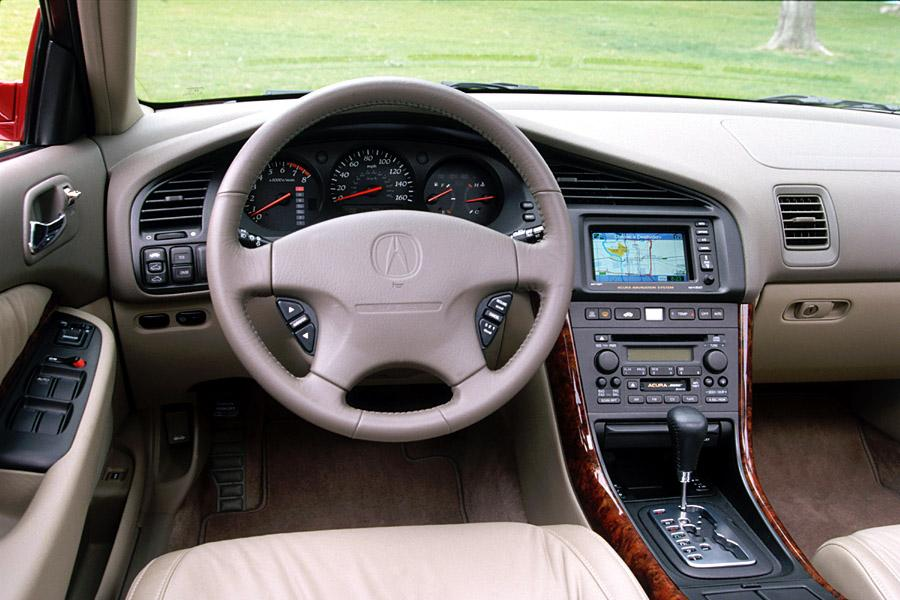 2001 Acura TL Overview | Cars.com