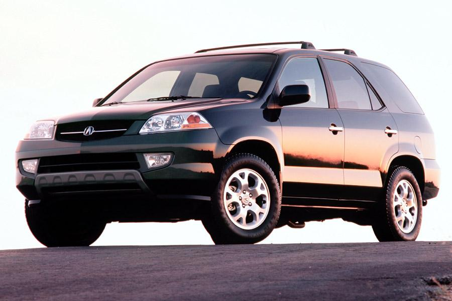 2015 Acura Mdx For Sale >> 2001 Acura MDX Reviews, Specs and Prices | Cars.com