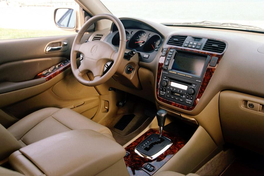2001 Acura MDX Reviews, Specs And Prices