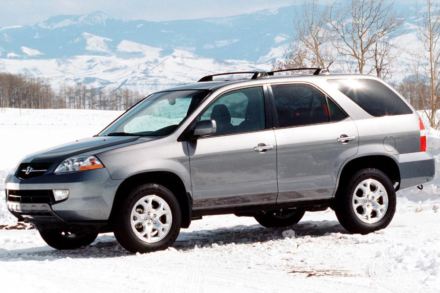 2014 Acura Mdx For Sale >> 2001 Acura MDX Reviews, Specs and Prices | Cars.com