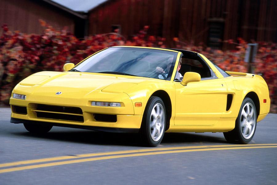 2001 Acura NSX Photo 3 of 5