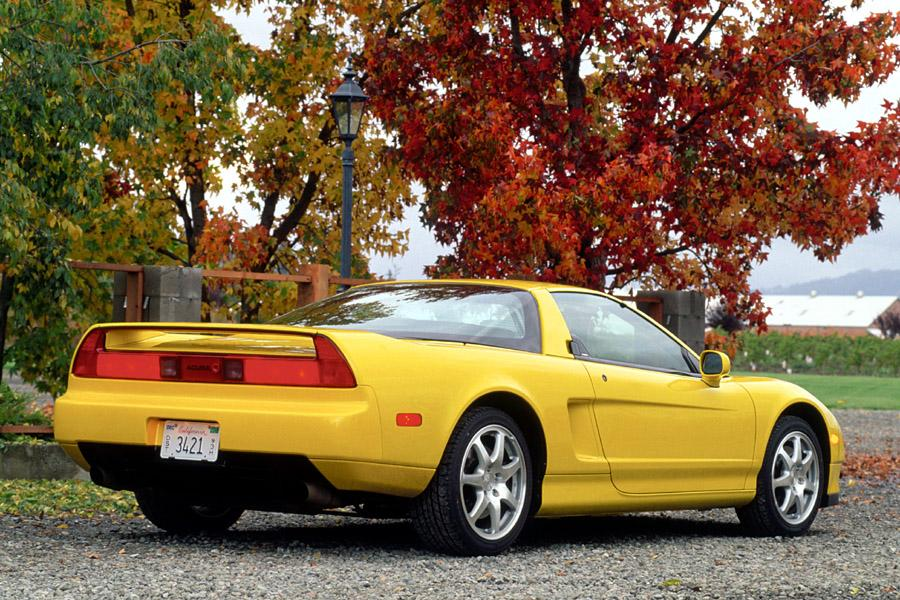 2001 Acura NSX Overview  Carscom
