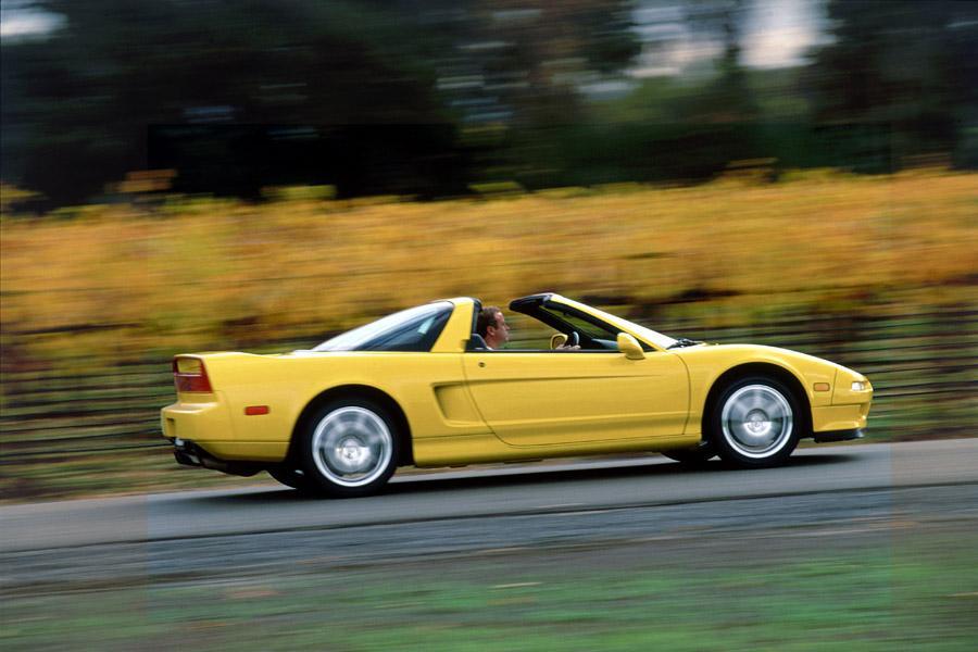 2001 Acura NSX Photo 4 of 5