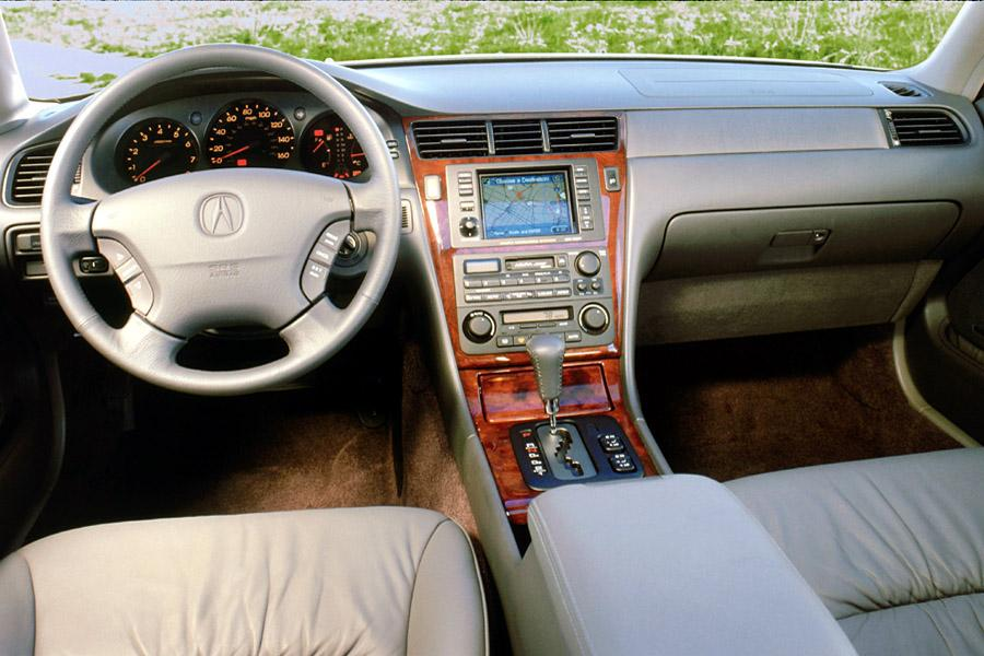 2001 Acura RL Photo 5 of 5
