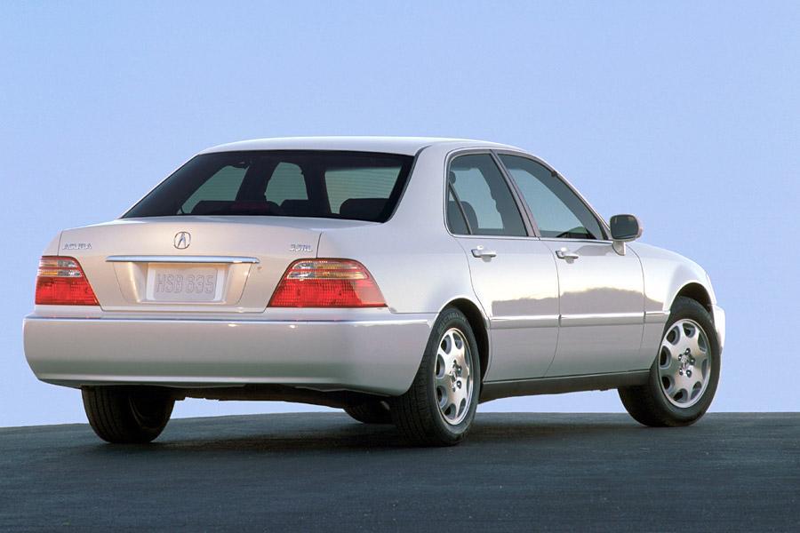 2001 Acura RL Photo 3 of 5