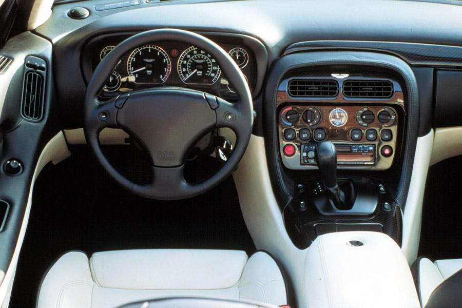 2001 Aston Martin DB7 Vantage Photo 6 of 6