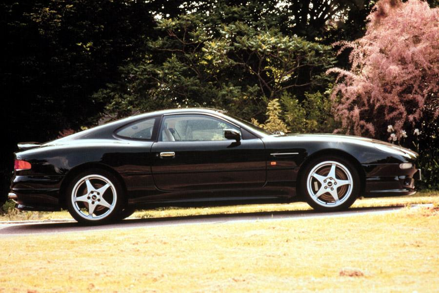 2001 Aston Martin DB7 Vantage Photo 1 of 6