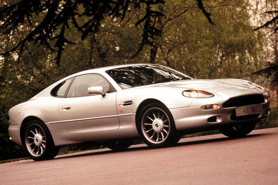 2001 Aston Martin DB7 Vantage Photo 4 of 6
