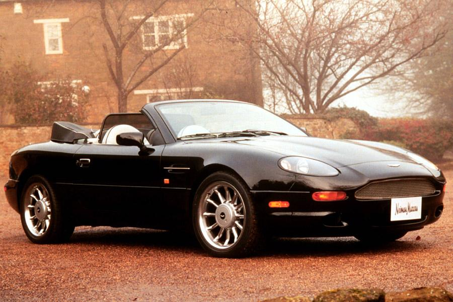 2001 Aston Martin DB7 Vantage Photo 2 of 6