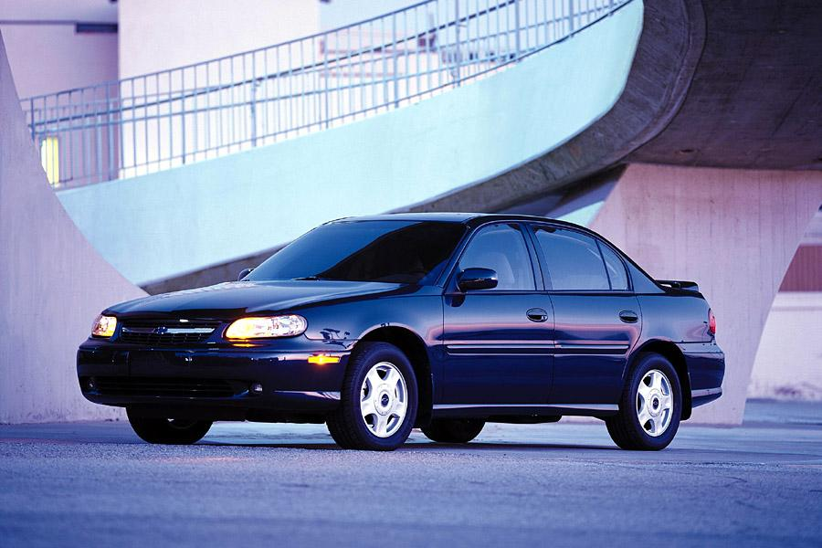 2001 Chevrolet Malibu Overview  Carscom