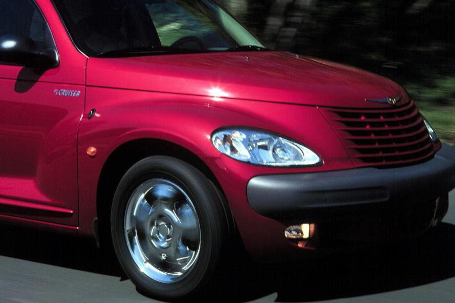 2001 Chrysler PT Cruiser Photo 4 of 6