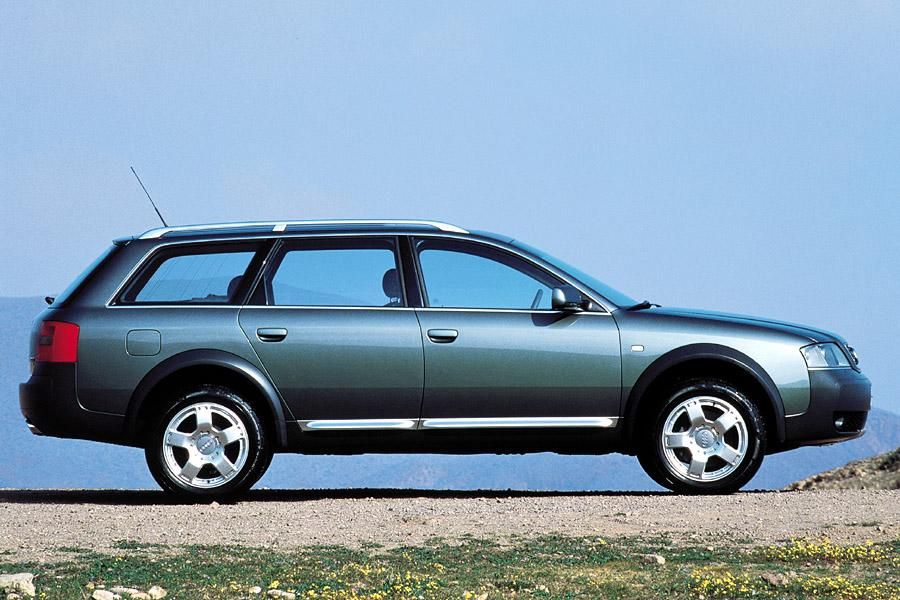 2001 Audi allroad Photo 3 of 7