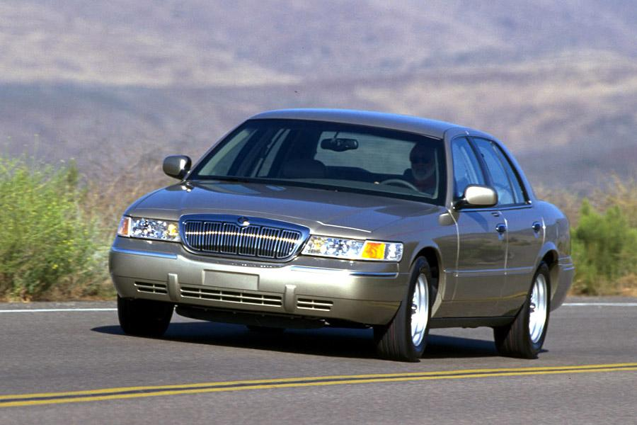 2000 Mercury Grand Marquis Photo 4 of 11