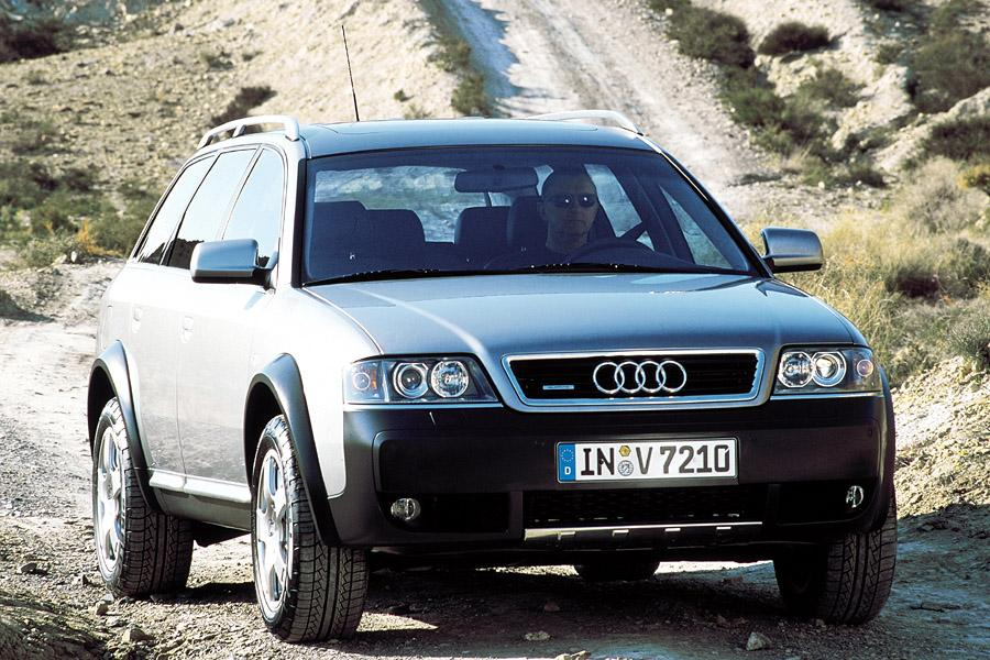 2001 audi allroad overview. Black Bedroom Furniture Sets. Home Design Ideas