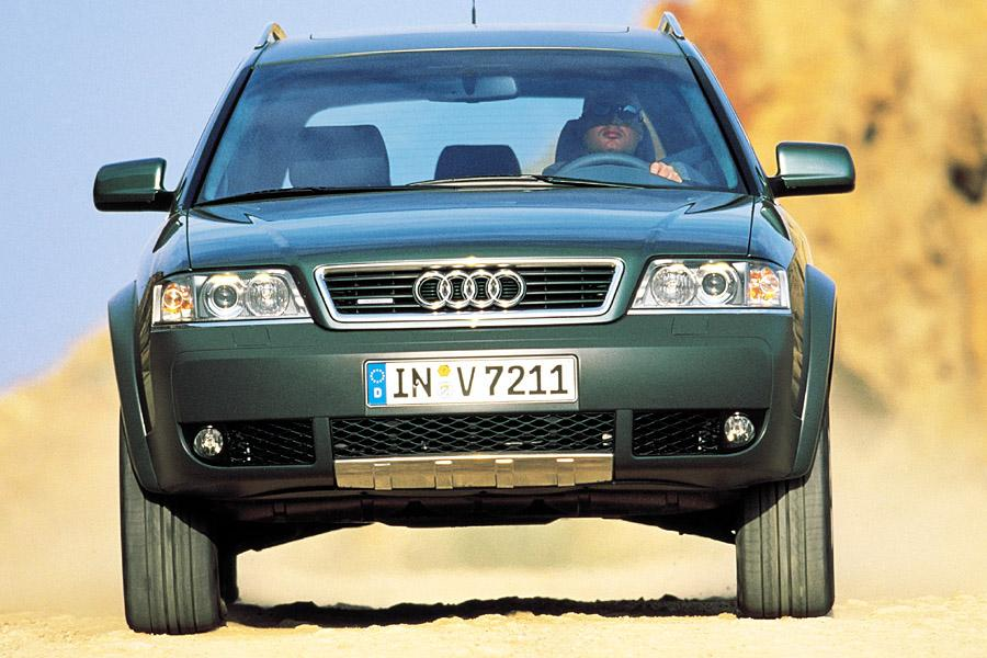 2001 Audi allroad Photo 5 of 7