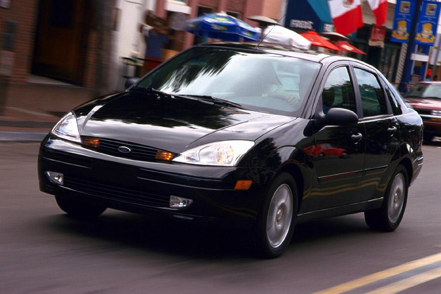 2001 Ford Focus Reviews Specs And Prices Cars Com