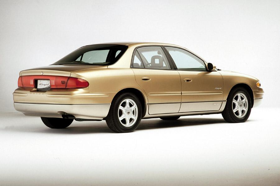 2001 Buick Regal Photo 3 of 8