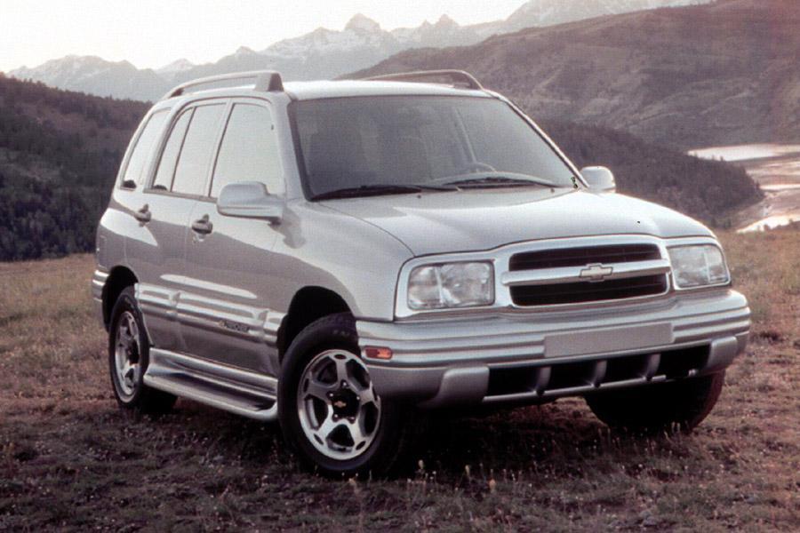 2001 Chevrolet Tracker Photo 6 of 14