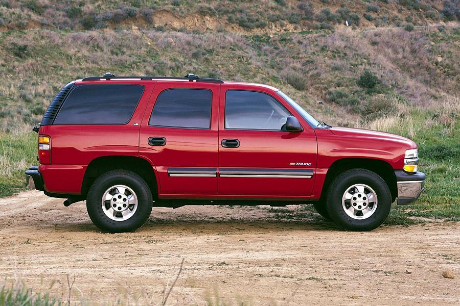 2001 Chevrolet Tahoe Photo 3 of 10