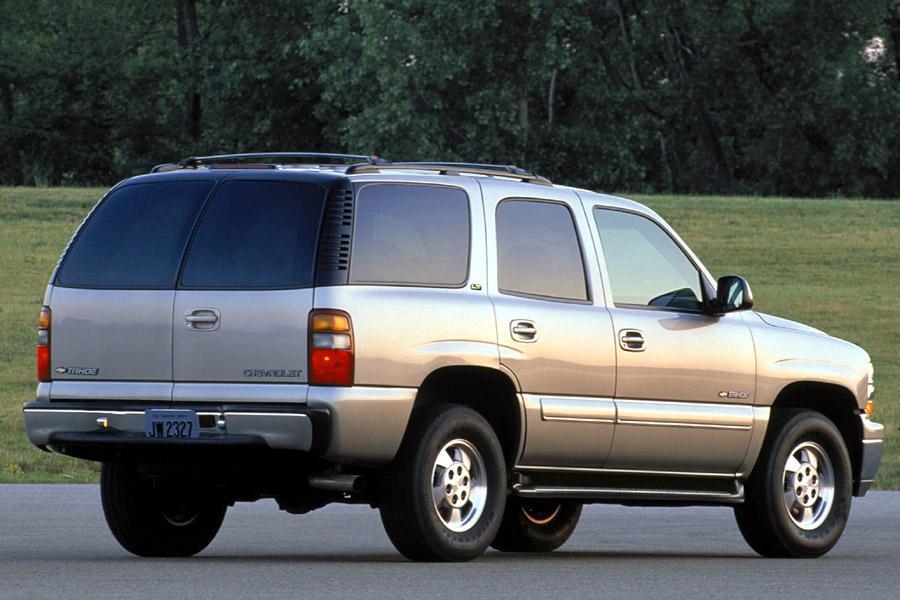 2001 Chevrolet Tahoe Photo 6 of 10