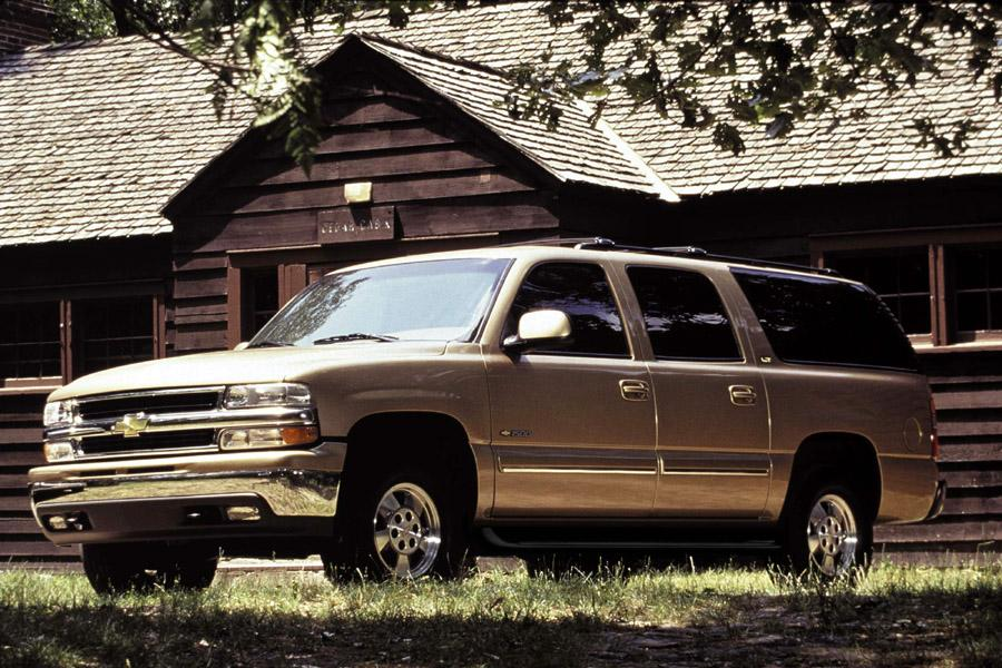 2001 Chevrolet Suburban Photo 5 of 11