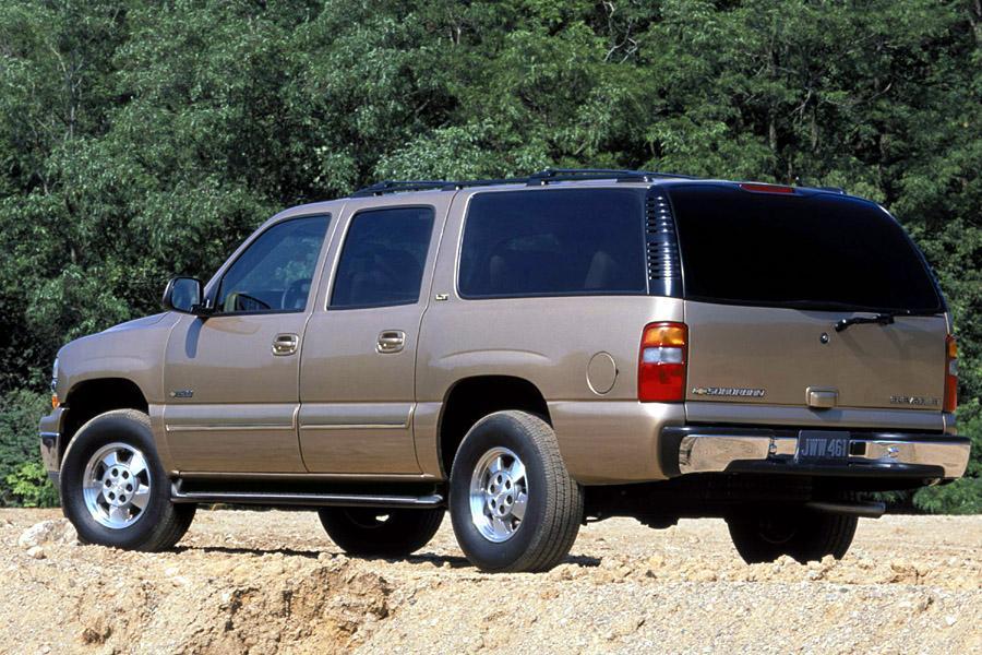 2001 Chevrolet Suburban Photo 6 of 11
